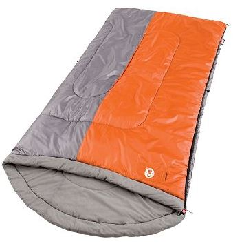 colman big and tall sleeping bag