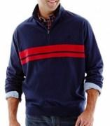 izod tall sweater on sale