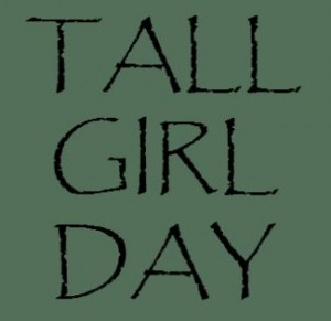 national tall girl day