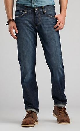 221 original jeans 34 inseam