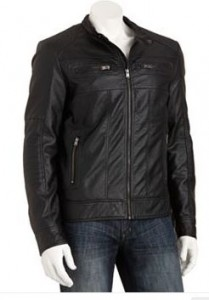 marc anthony tall leather motorcycle jacket