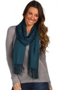 blue scarf on sale