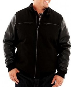 levis big and tall bomber jacket