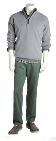 mens tall business casual outfit