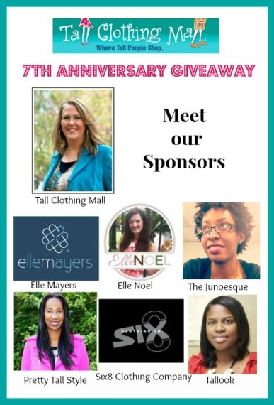 tall clothing mall giveaway cash