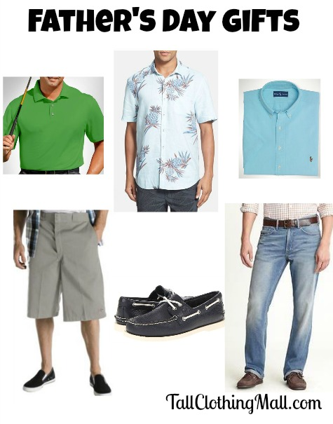 tall father's day gift ideas