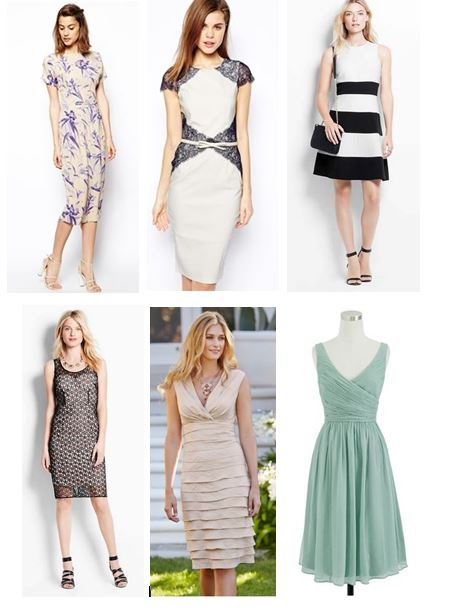 tall dresses for a wedding