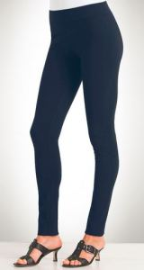 tall navy leggings