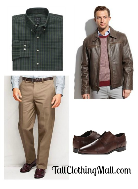 mens tall semi-dressy outfit
