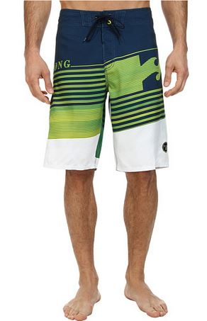 longer length boardshorts