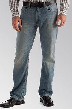 men's Levi's straight leg 38 inseam
