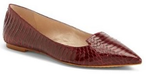 pointy toe flats for tall women