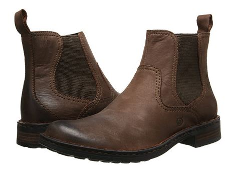 mens born boots size 15