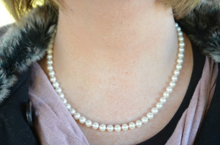 pearl necklace review