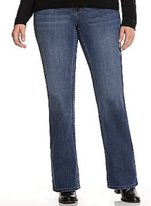 tall plus size jeans