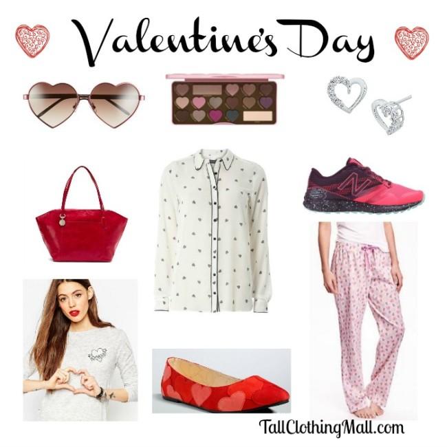 tall valentine's day