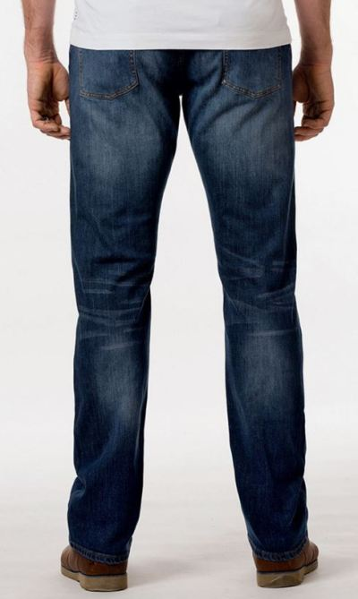 men's tall and slim jeans