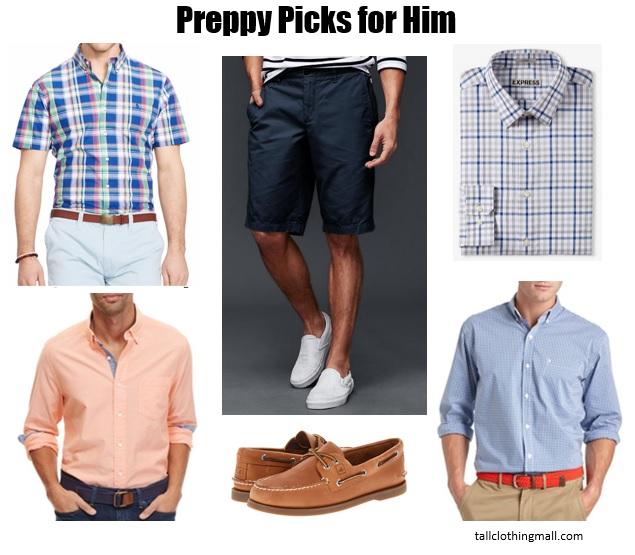 preppy picks