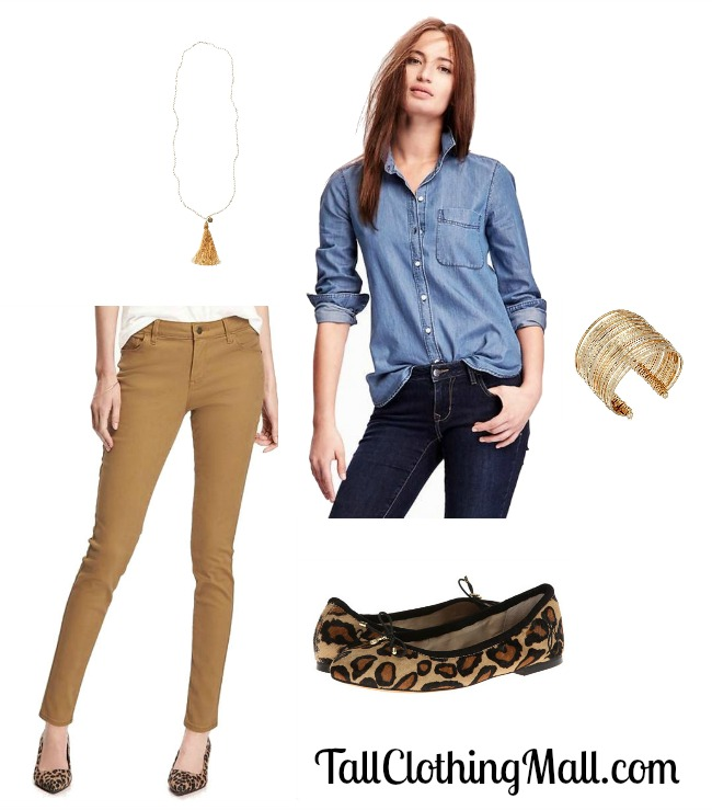 women's tall fall outfit