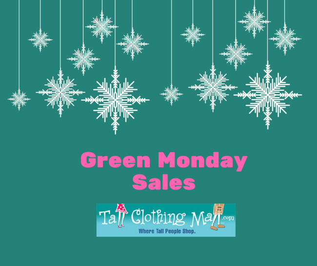 green monday tall sales 2017