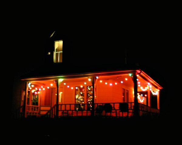 When Christmas Came to Vashon Island
