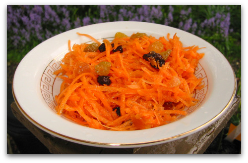 This Kitchen's Best Carrot Salad Recipe