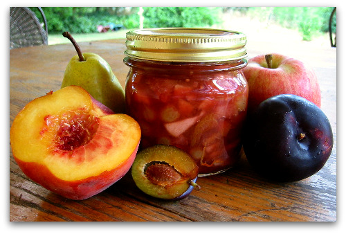 Chutney Love: Recipe for Preserving Summer