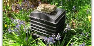 Worm Wrangler compost bin