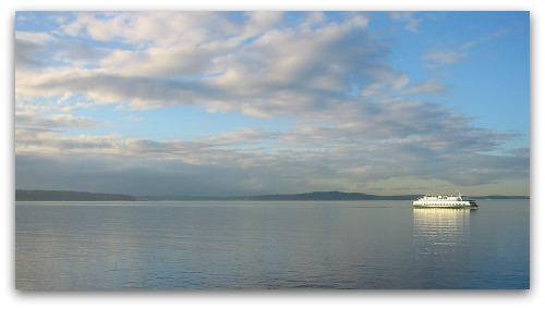 Vashon Island: One Day I Drifted Ashore…