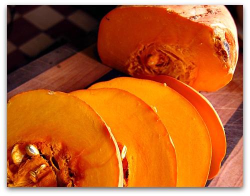 Australian butter squash for pumpkin soup
