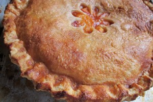 Peach Pie Deluxe