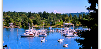 Quartermaster Harbor Burton Washington