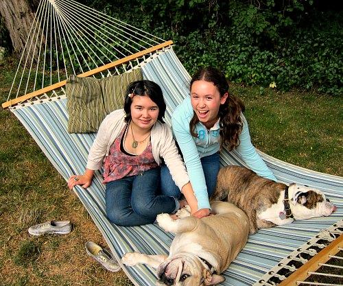 hammock testers