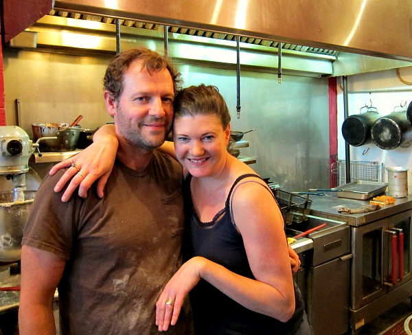 Love From Scratch: Adam, Megan and Snapdragon Bakery