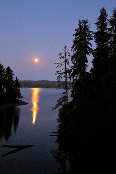 Judd Creek Super Moon