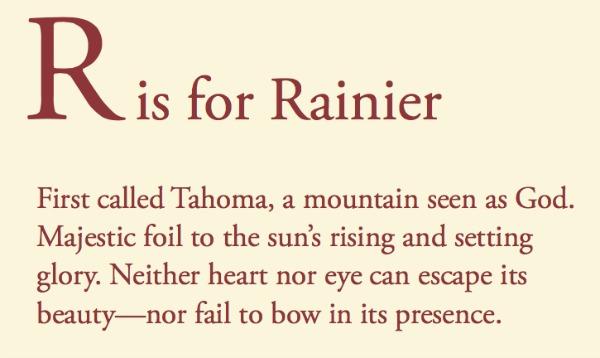 Tom Conway text Rainier