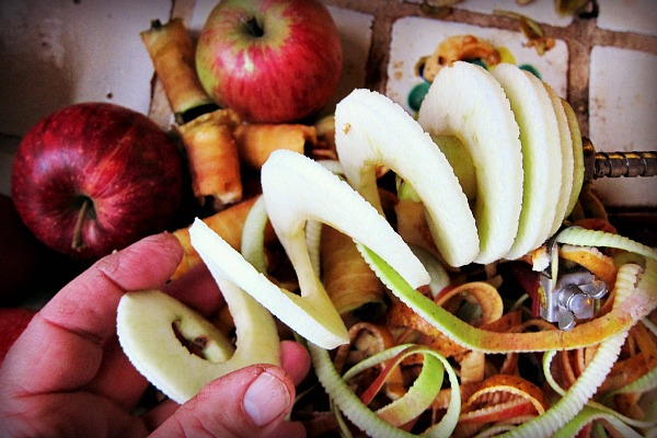 apple peeler kitchen gadgets