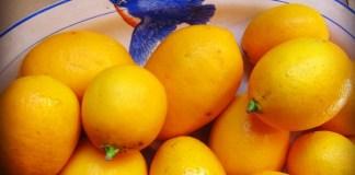 lots of lemons