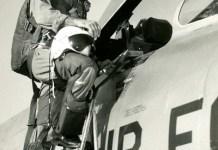fighter pilot F100