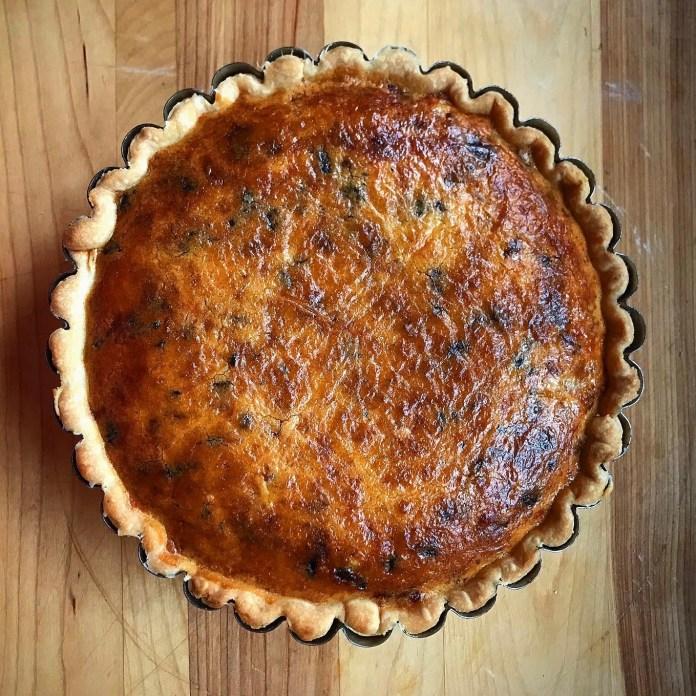 Quiche Lorraine: How to Make Breakfast Pie