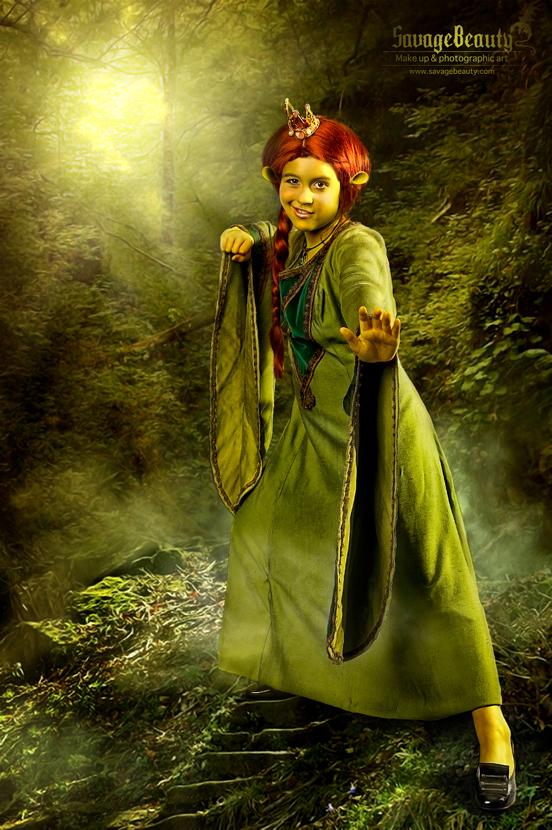 Princess Fiona  Savage Beauty Blog