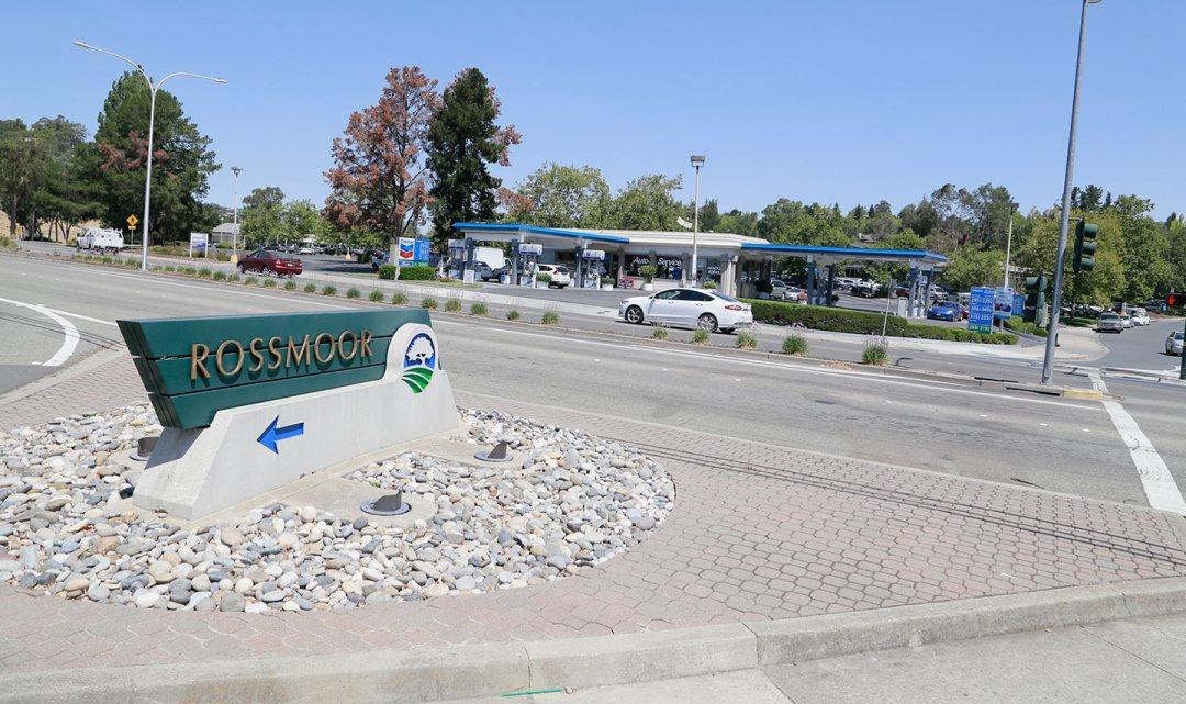 Rossmoor Town Center, Walnut Creek, CA
