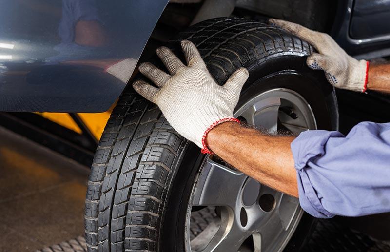 Cómo saber si tus neumáticos están en buen estado
