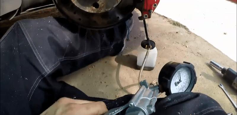 Cambiar Liquido De Frenos