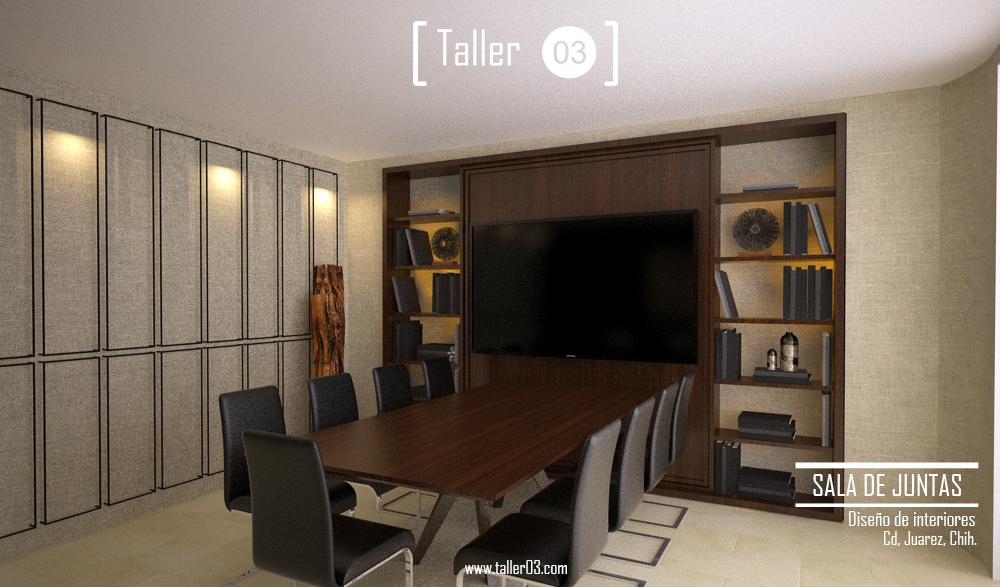Sala De Juntas TALLER 03