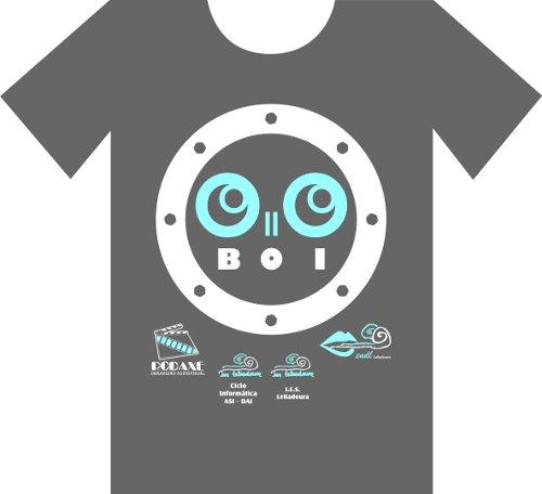Camiseta OlloBoi