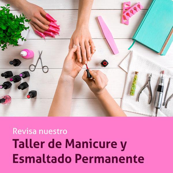 Taller de Manicure y Esmaltado Permanente