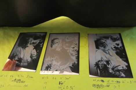 Daguerrotipo : diferentes exposiciones