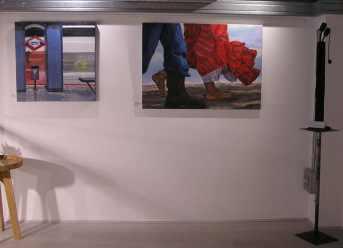 Obras expuestas Cursos de Arte en Barcelona