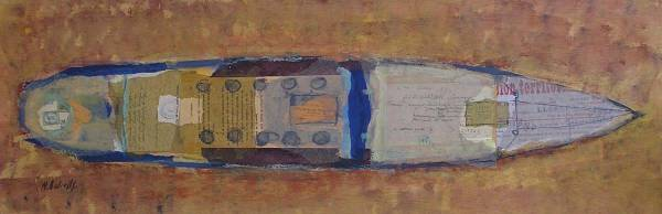 2. LLORET. Técnica mixta. Academia de pintura Barcelona